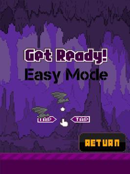 Hardcore Flappy Bat apk screenshot
