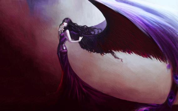 Angel Live Wallpaper apk screenshot