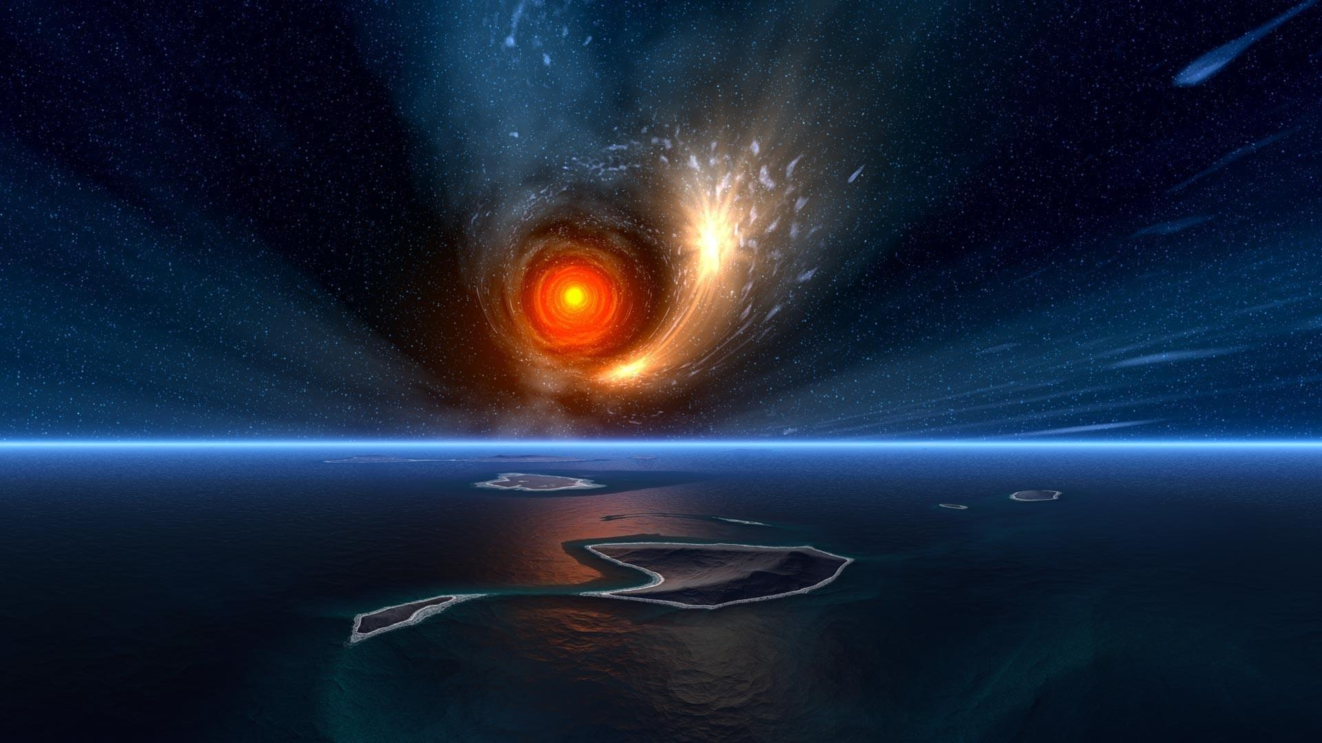 Black Hole Live Wallpaper For Android Apk Download