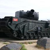 Military Tank Live Wallpaper icon