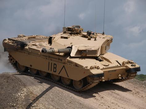 Military Tank Live Wallpaper screenshot 3