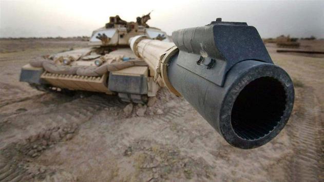 Military Tank Live Wallpaper screenshot 1