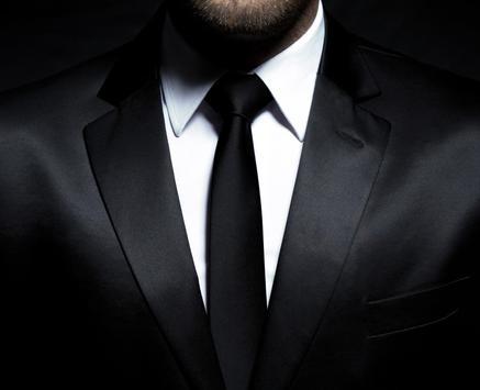 Suit Live Wallpaper apk screenshot