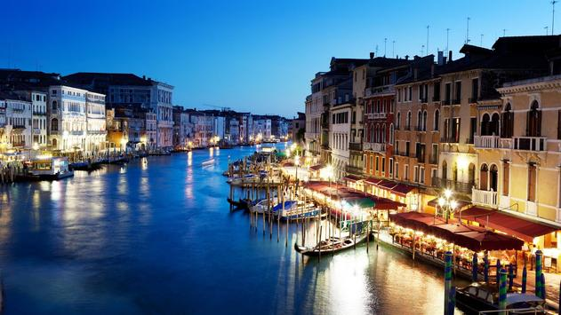 Venice Live Wallpaper screenshot 1