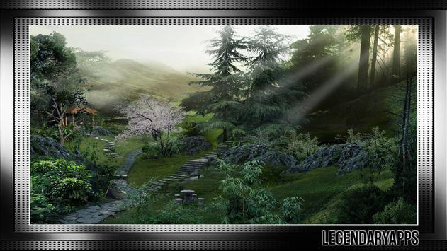 Fantasy Forest Wallpaper screenshot 3