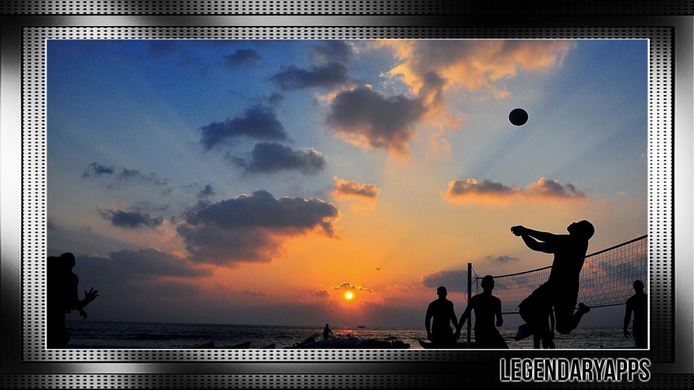 Volleyball Wallpaper poster ...
