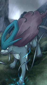 Legendary Pokemon Wallpaper Poster Screenshot 1