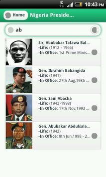 Explore Nigeria apk screenshot