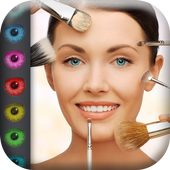 Face Makeup Changer icon
