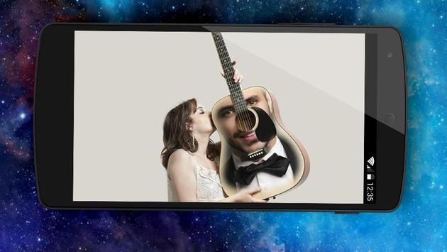 Guitar Photo Frames screenshot 1