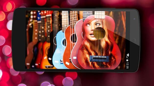 Guitar Photo Frames screenshot 2
