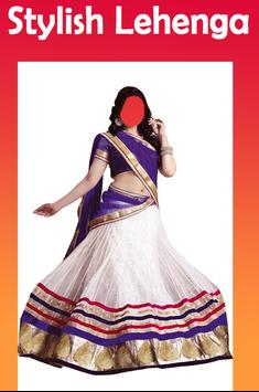 Lehenga Choli Image Editor: Suit Choli Photo Frame screenshot 1