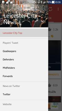 Leicester City All News screenshot 1