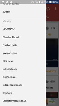 Leicester City All News screenshot 2
