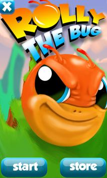Rolly The Bug Free poster
