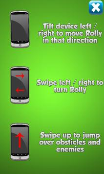Rolly The Bug Free screenshot 2