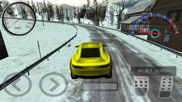 Drift Car Simulator 3D poster