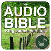 King James Audio Bible Free icon