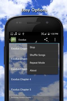 King James Audio Bible Free apk screenshot
