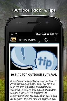 Outdoor Survival Apps Offline screenshot 13