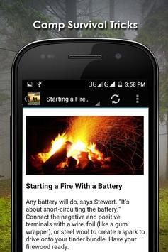 Outdoor Survival Apps Offline screenshot 1