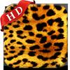 Leopard Print Live Wallpaper icon