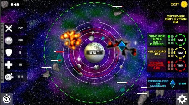 Defensa Planetaria apk screenshot