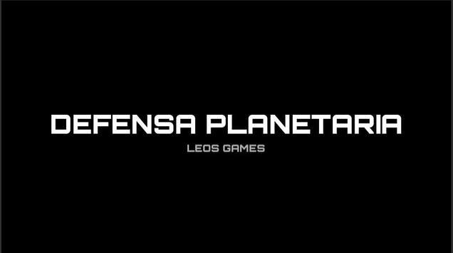 Defensa Planetaria poster