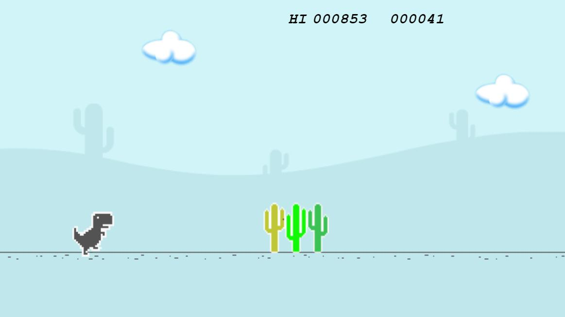Dino T-Rex: Run Jump for Android - APK Download