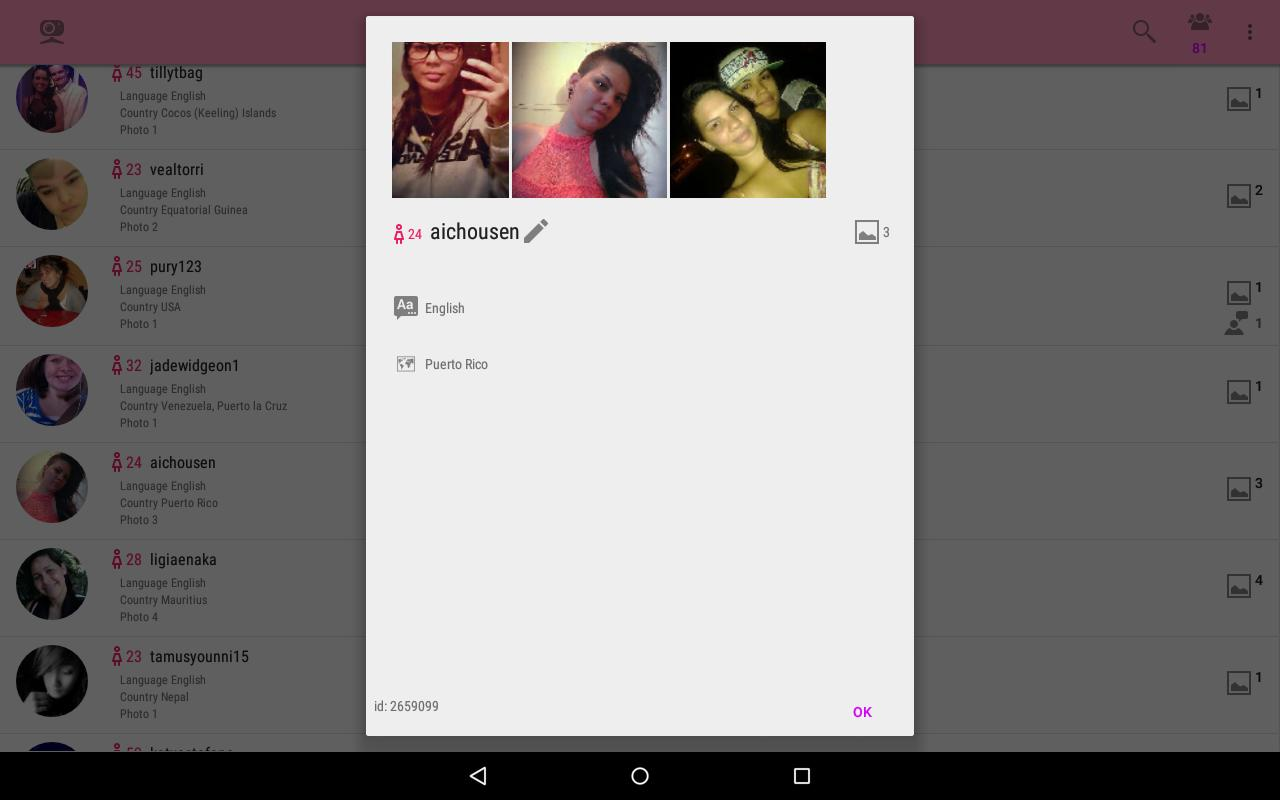 Single women in video chat for Android - APK Download