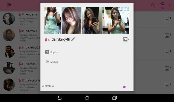 Single women in video chat 截圖 9