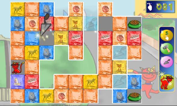 Wooden blocks sliding puzzle. Musky's labyrinth screenshot 6