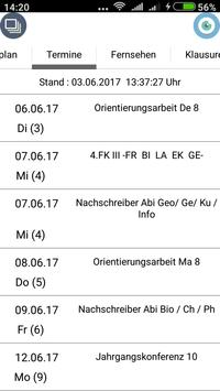 Lenné - Schule Potsdam captura de pantalla 2