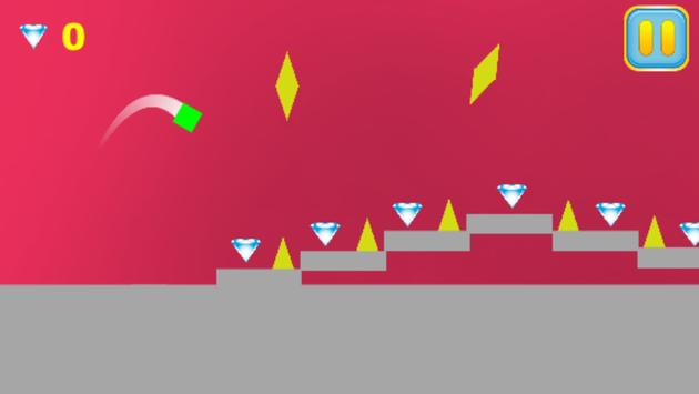 boucing cube screenshot 1