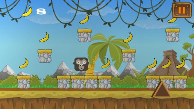Jungle Monkey Run screenshot 1
