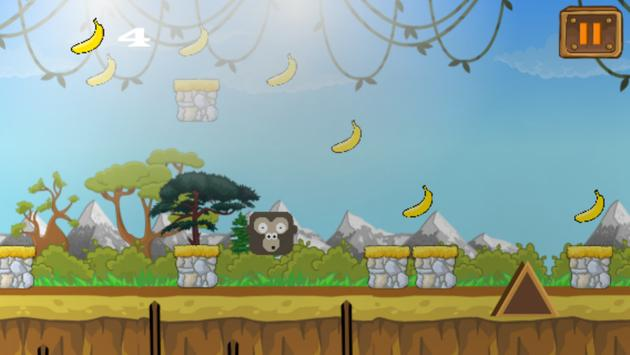 Jungle Monkey Run screenshot 2