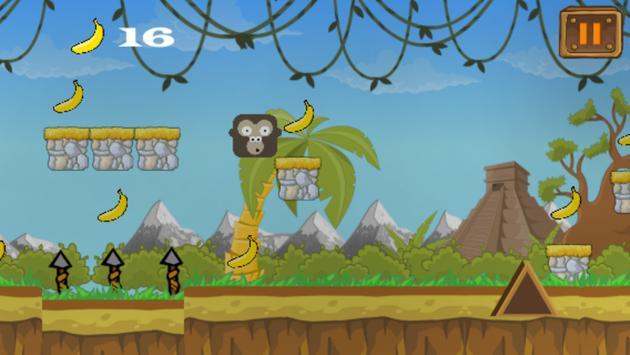 Jungle Monkey Run screenshot 4
