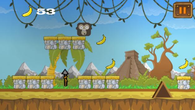 Jungle Monkey Run screenshot 6