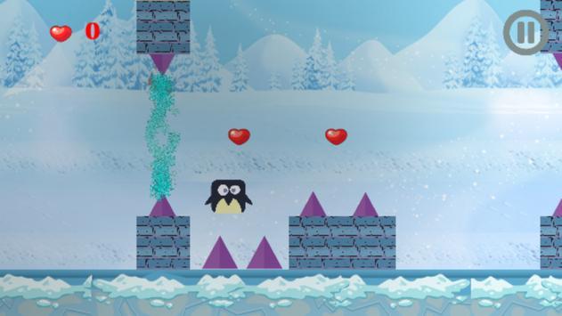 Penguin Run apk screenshot