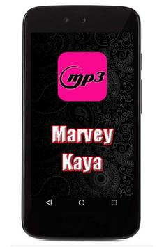 Lengkap Mp3 Marvey Kaya apk screenshot
