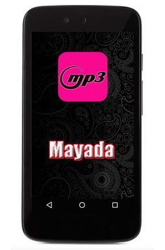 Lengkap Mp3 Mayada apk screenshot