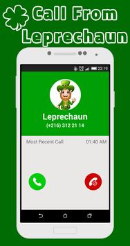 Call From Leprechaun - Leprechaun World apk screenshot