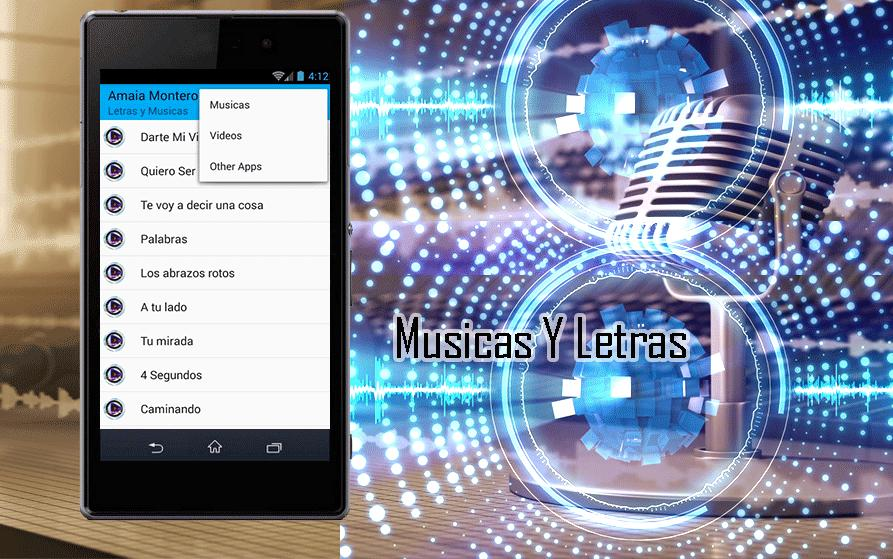 Amaia Montero Darte Mi Vida For Android Apk Download