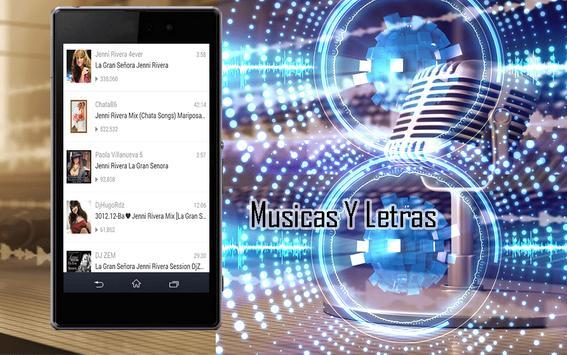 Jenni Rivera Canciones apk screenshot