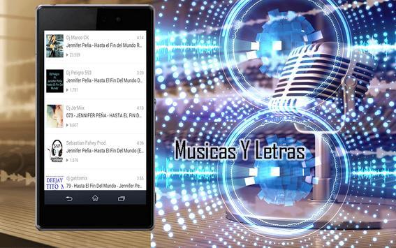 Jennifer Pena Canciones apk screenshot