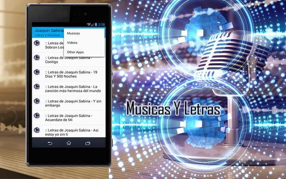 Joaquin Sabina Canciones apk screenshot
