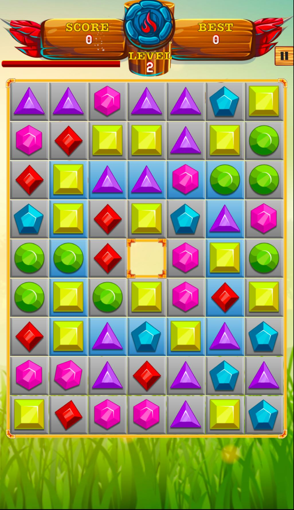 Magic Mystery Match Jewel Games Genies And Gems for Android