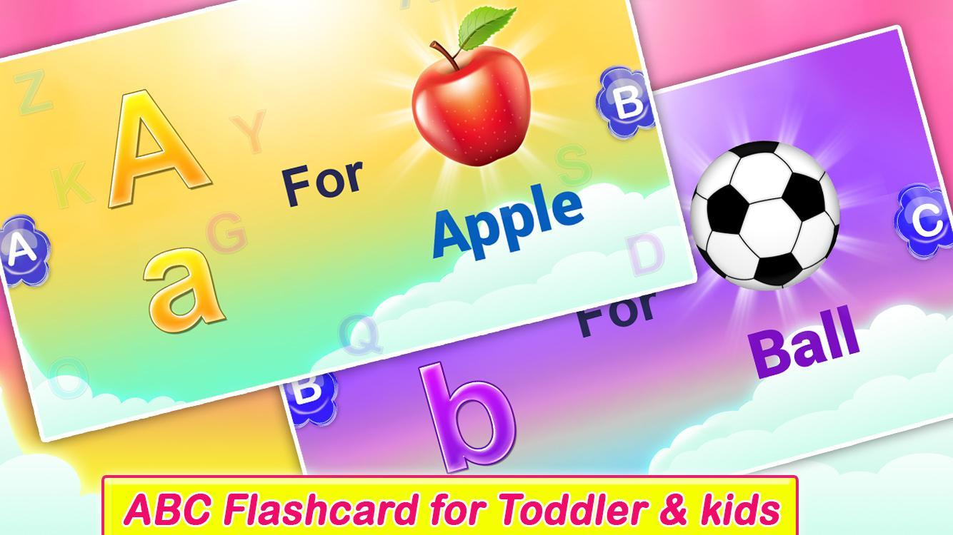 ABC Alphabet - Letter Tracing & Learning Colors für Android - APK ...