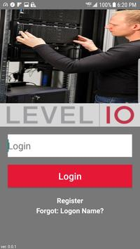 Level 10 Mobile poster