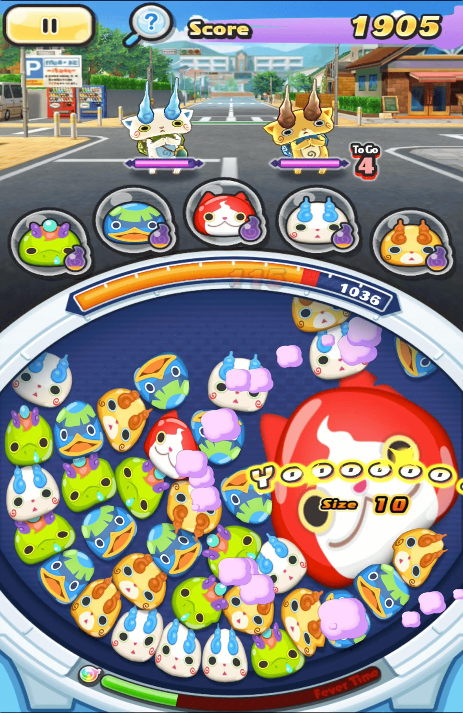 Yo Kai Watch Wibble Wobble For Android Apk Download